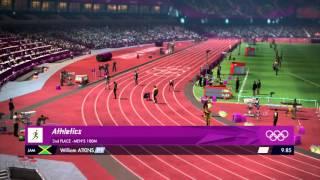 100m Race PC Games Women
