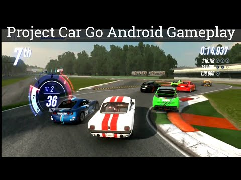 Project Cars Go Gameplay | Android High Graphic Game |