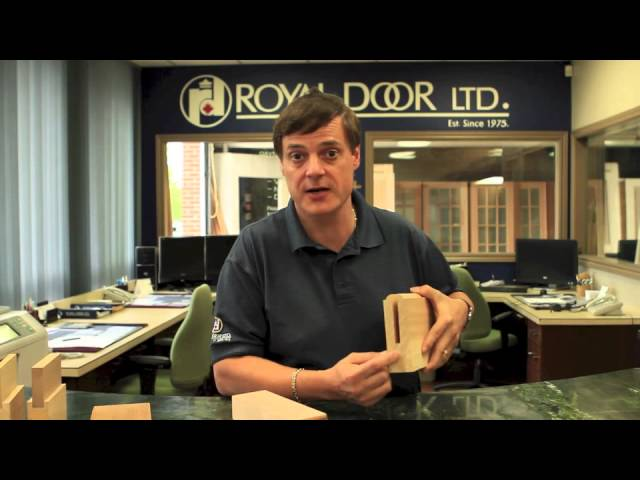 Royal Door :: Mortise & Tenon Construction