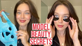 26 Model Beauty Secrets Tips, Tricks and Hacks! | Emily Didonato