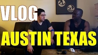 VLOG: Trip to United States Oct 2013 - Part 2 - Austin Texas