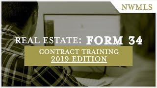 Form 34 - General Addendum to Purchase & Sale Agreement