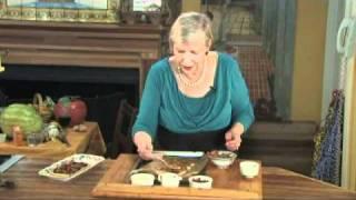 Nathalie Dupree - Caramelized  Onion Tart