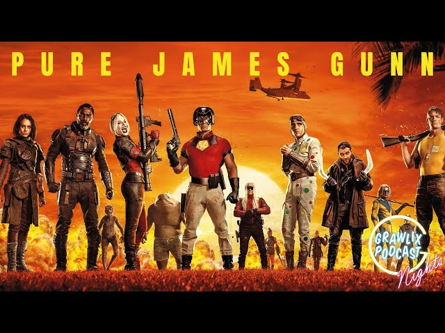 The Suicide Squad Review   Grawlix Podcast Live