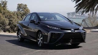 Toyota Mirai: Holy grail or high-tech mirage? (On Cars, Episode 98)