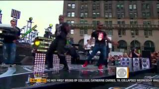 Usher - Yeah! - The Early Show