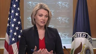 Department Press Briefing - February 1, 2018