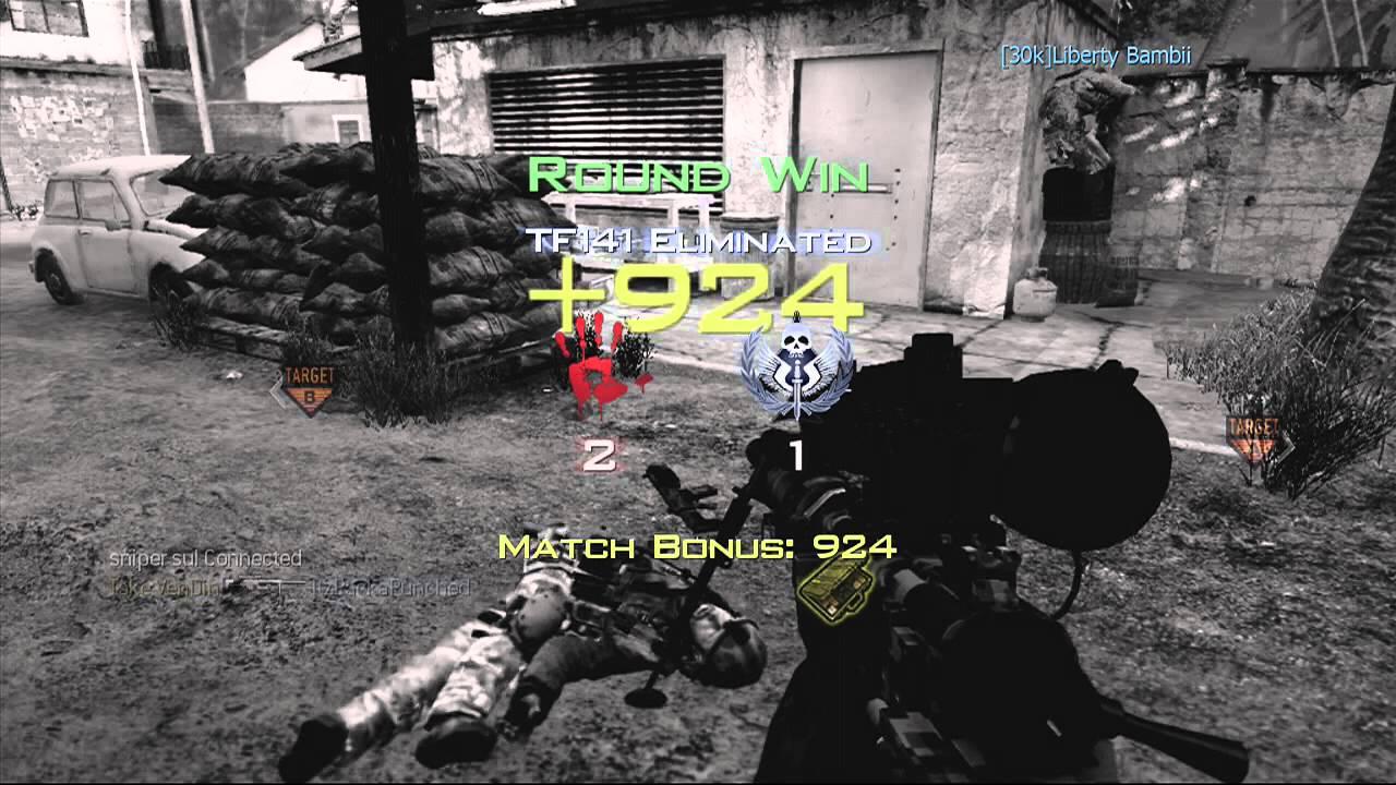 mw2 shot