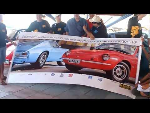 1º Encontro Puma Clube e carros antigos