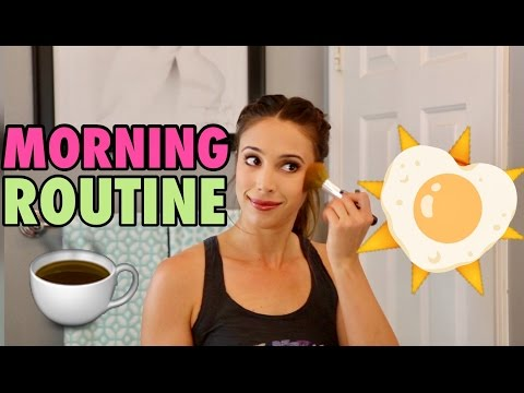 My Real Morning Routine I Sierra Dallas