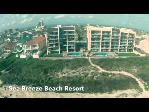 Sea Breeze Beach Resort South Padre Island Texas