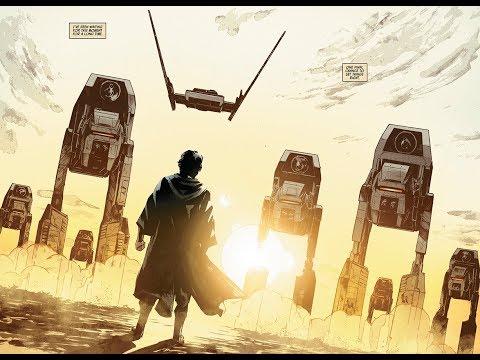 Star Wars The Last Jedi Adaptation #6 [2018] Final