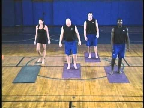 Yoga Stretch -  Power Yoga For Sports DVD - Baseball Edition.wmv