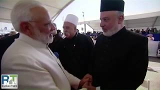 Head of Ahmadiyya Muslims in Israel welcomes Indian PM Modi