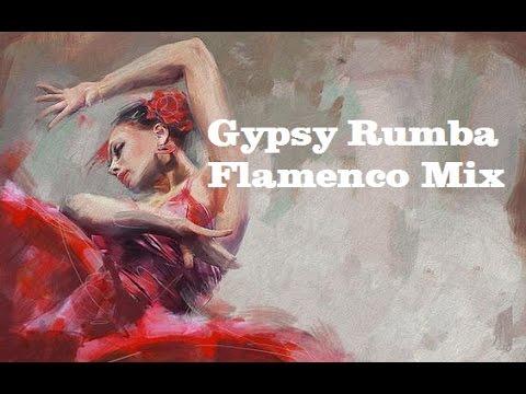 Gypsy Rumba & Flamenco Music Mix