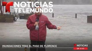 Jose Diaz-Balart desde Carolina del Norte con lo último sobre #Florence