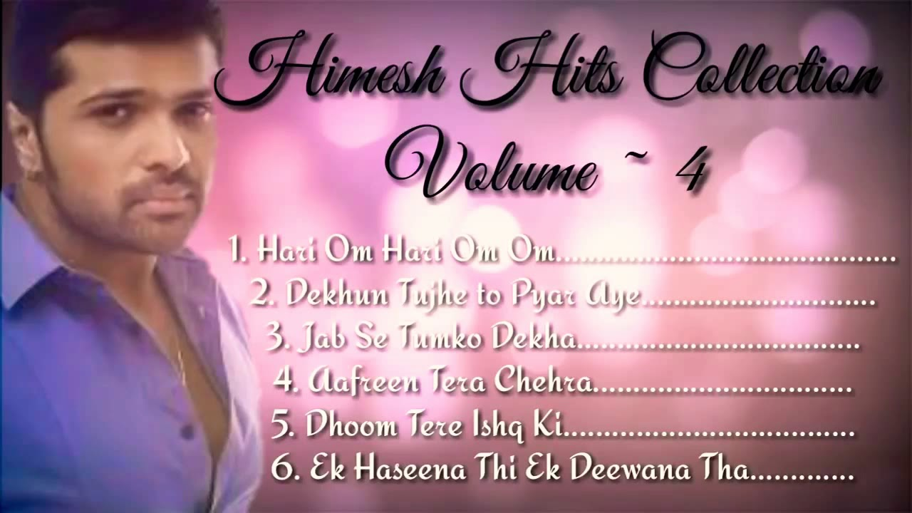 🔥🏵 🏵 😭😭HIMESH RESHAMMIYA !! VOLUME - 4 !! HIT SONG