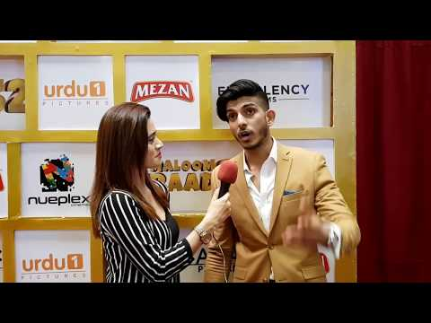Mohsin Abbas sings exclusively for #dhanak
