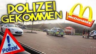 McDonalds PRANK | ALLES NACHSPRECHEN | POLIZEI KOMMT