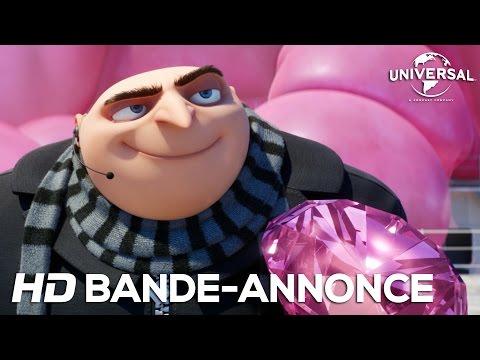 Moi, Moche et Méchant 3   Bande-Annonce (Universal Pictures) HD