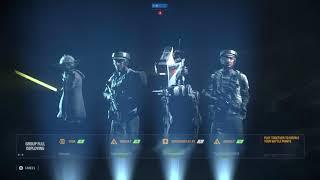 Star Wars Battlefront 2 Xbox One X 4K hdr ENDOR (Anotha Yoda) multiplayer Galactic Assault online