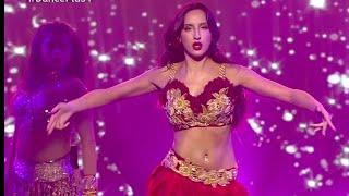Dilbar Dilbar Song || Nora Fatehi's Live performance of 'Dilbar Dilbar' Full HD