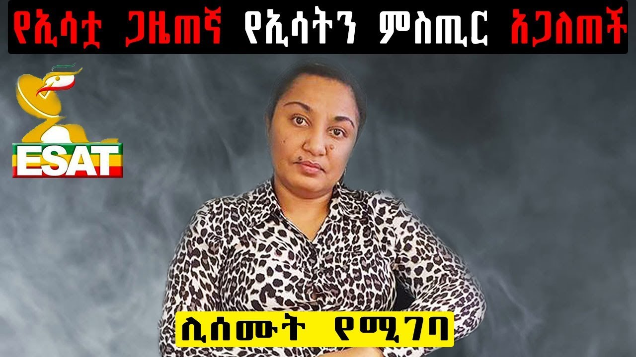 Interview With ESAT's Journalist