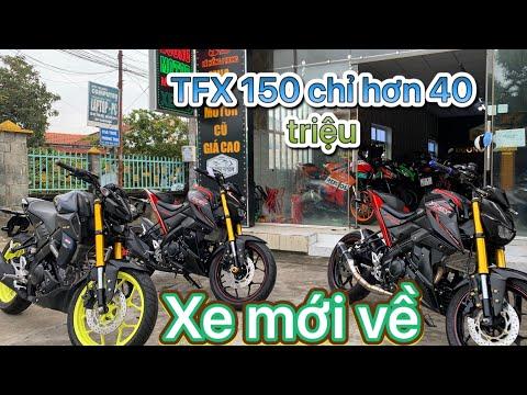 Dương motor - yamaha MT-15,TFX 150 chưa bao giờ hết hot nha ae