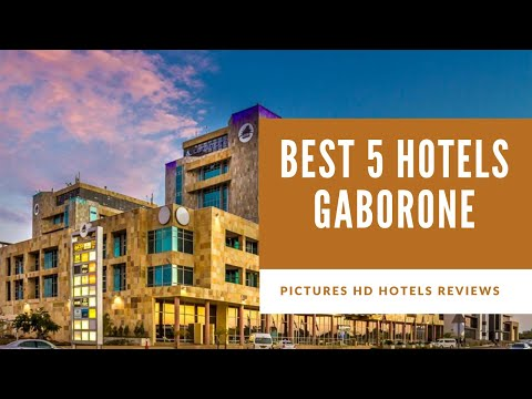 Top 5 Best Hotels in Gaborone, Botswana - sorted by Rating Guests