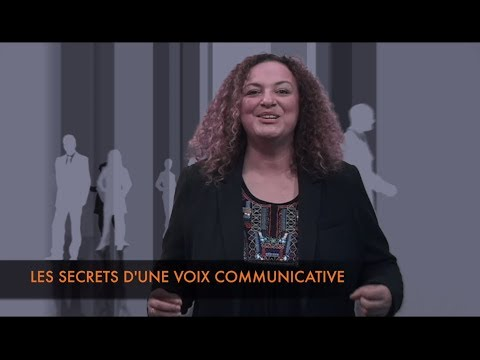 Training Vox - Les secrets d'une Voix Communicative