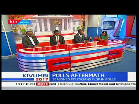 Jubilee rakes big in the 2017 general elections and gets majority elective seats: Polls Aftermath