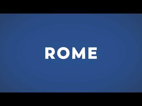 Votre prochaine destination... Rome !