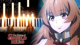 """Gambar cover [Tate no Yuusha no Nariagari ED 1] """"Kimi no Namae"""" - Chiai Fujikawa (Piano)"""