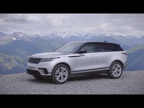 VELAR 2020 - Development & Review of New Range Rover