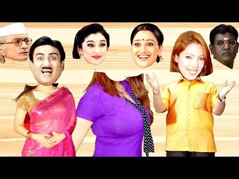 Tarak Mehta Ka Ooltah Chashmah Actress Actors   Intresting Video   Babita and Jethalal