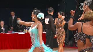 The Semi-Final Reel | Asian Championship 2017 Hong Kong | DanceSport Total