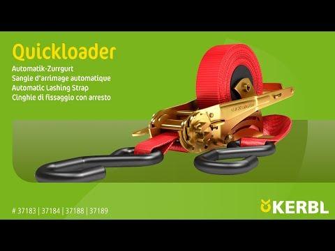 Quickloader Automatik-Zurrgurt (ausführlich erklärt) (#37183) (DE)
