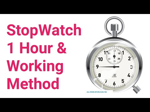 Stop Watch Running Online   Stop Watch 1 Hour   Stopwatch Drake   INFO News