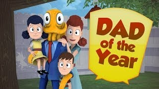 """DAD OF THE YEAR"" Octodad Dadliest Catch - Ep 3"