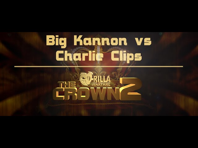 Big Kannon vs Charlie Clips