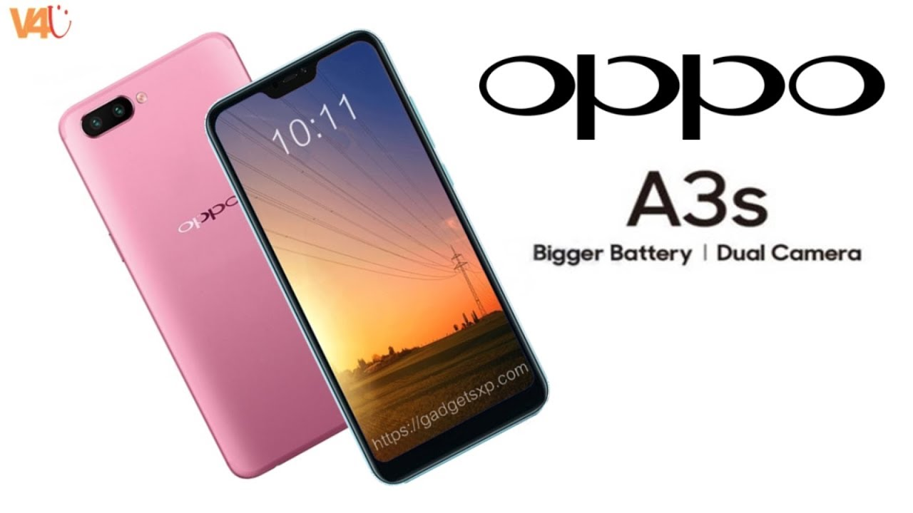 Oppo A3s Release Date Price Specifications Ai Selfie Camera
