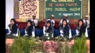 Muhasabatul Qolby di Nurul Huda Malang 2013