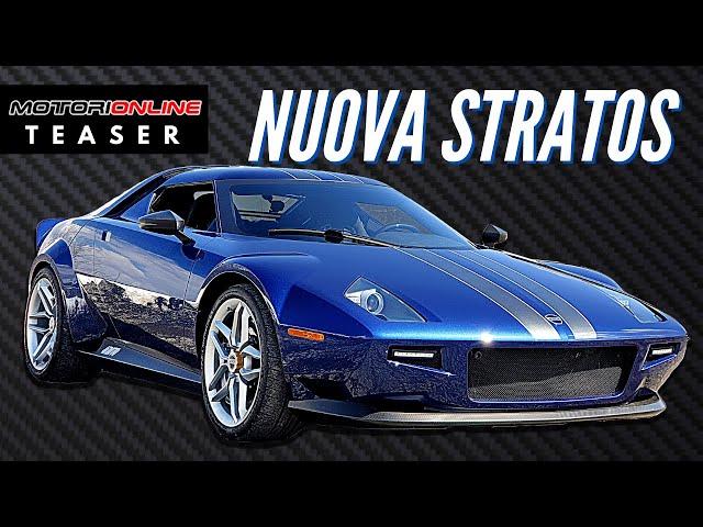 MAT NEW STRATOS TEST DRIVE | TEASER