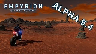 Alpha 9.4 Update | Empyrion Galactic Survival