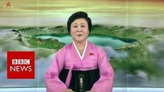 North Korean state television is now reporting that the country's l...
