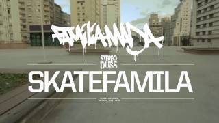 Familia Mada - ¨Skatefamila¨ (Official Video)