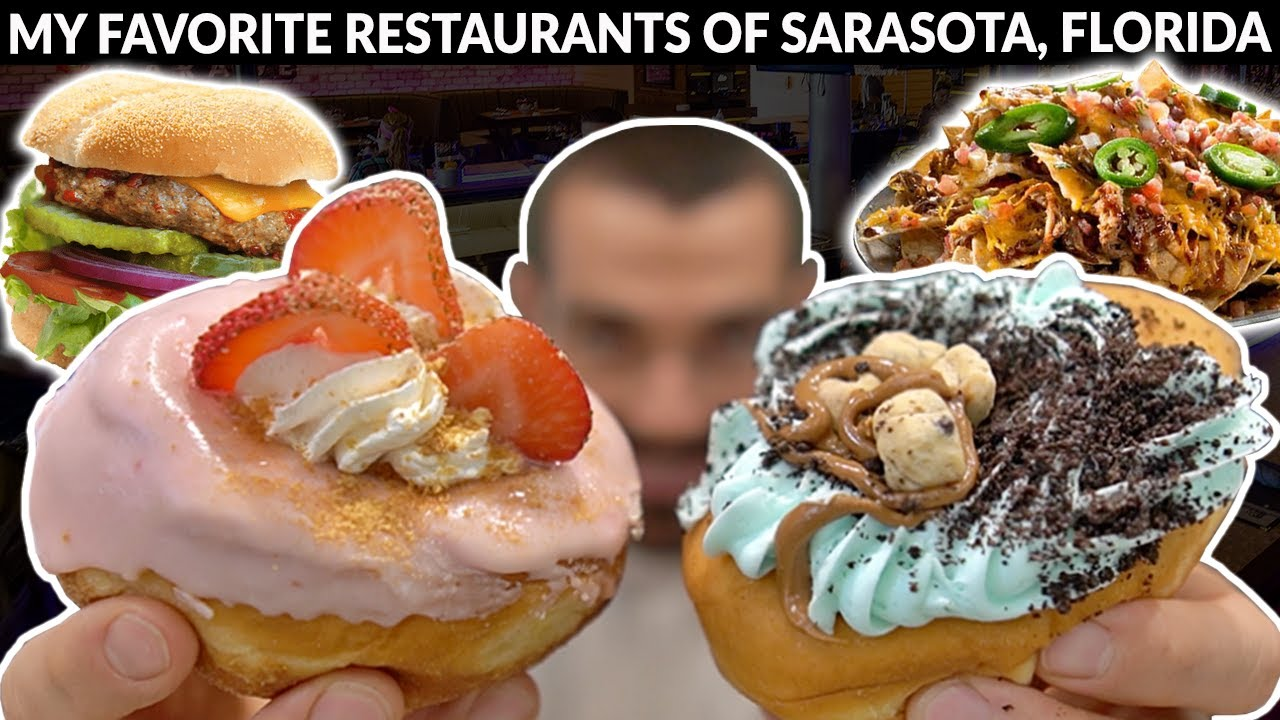 Wicked Cheat Day Eating My Favorite Restaurants in Sarasota, Florida