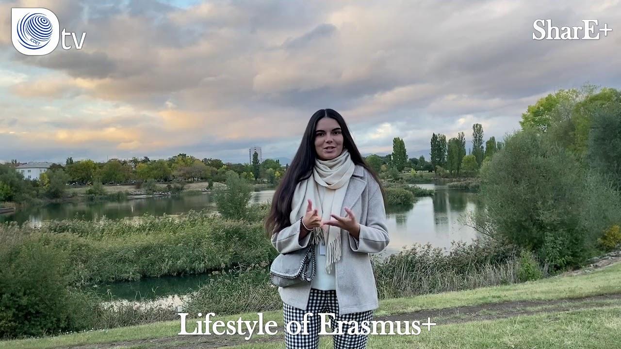 SHARE + | Lifestyle of Erasmus+