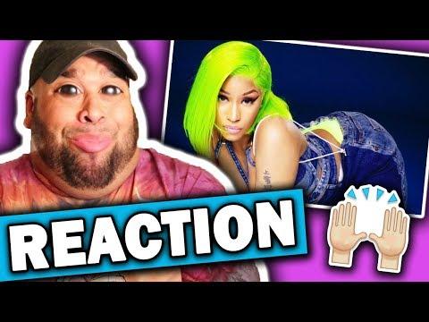 Nicki Minaj - Barbie Dreams (Music Video) REACTION