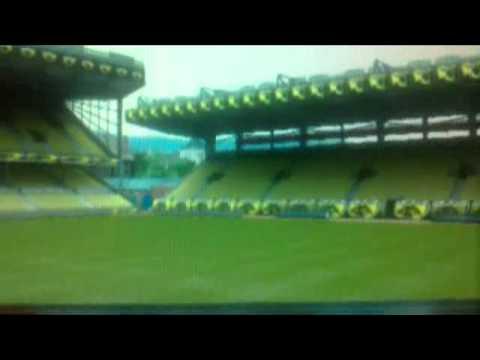 AEK Athens stadium (nea filadelfia)Pro 2012
